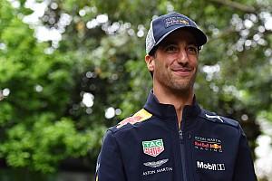 F1 突发新闻 里卡多不为开局慢热感到沮丧