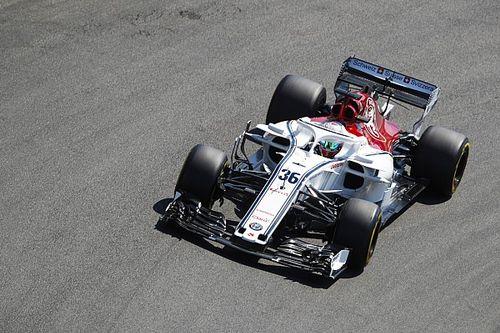 Ergebnis: Formel 1 Hockenheim 2018, 2. Freies Training