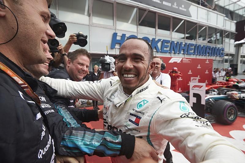 Villeneuve: A hockenheimi siker legyőzhetetlenné teheti Hamiltont
