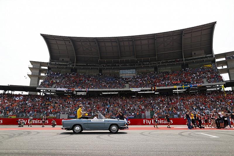 A Renault szerint lenyűgöző volt Hülkenberg teljesítménye a Német GP-n
