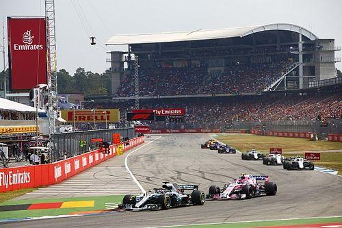 ドイツGP、来年の開催に向け一歩前進。リバティとの開催契約に基本合意