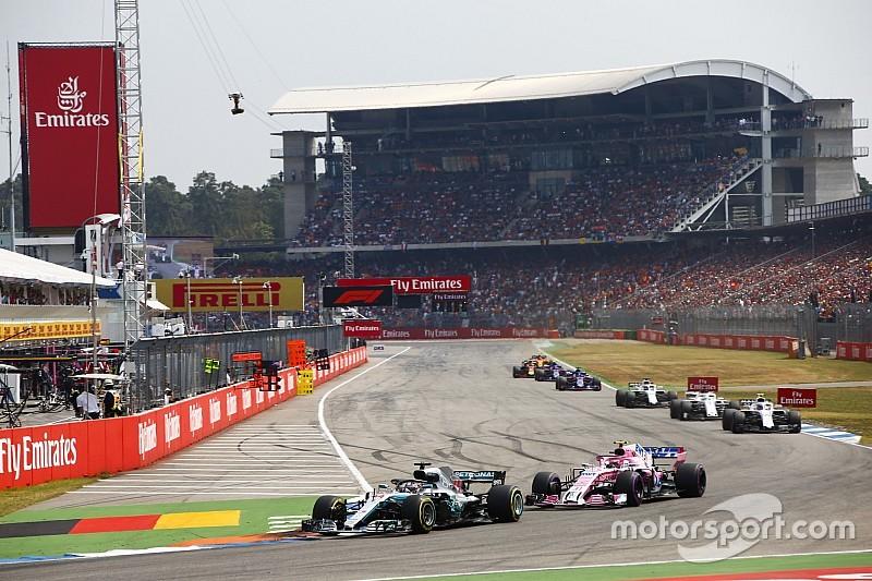 Il GP di Germania ha raggiunto un accordo di massima per rimanere nel calendario di F1