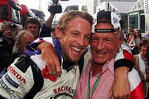 Button: depois que meu pai morreu, F1 não era mais a mesma