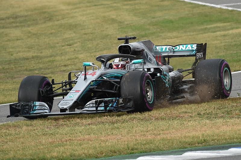Officiel - Hamilton conserve la victoire au GP d'Allemagne