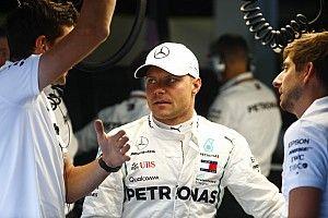 """Bottas: """"Oggi Vettel e la Ferrari erano semplicemente più veloci di noi"""""""