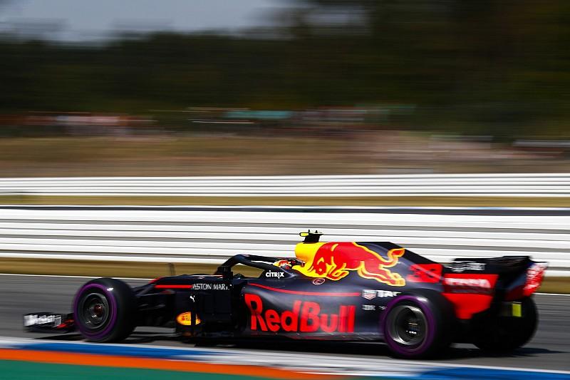德国大奖赛FP2:维斯塔潘最快,红牛统治周五时间榜