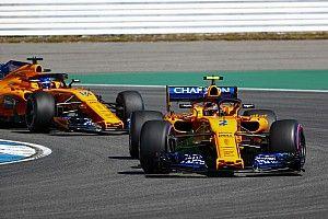 McLaren: Vandoorne doit battre Alonso plus souvent