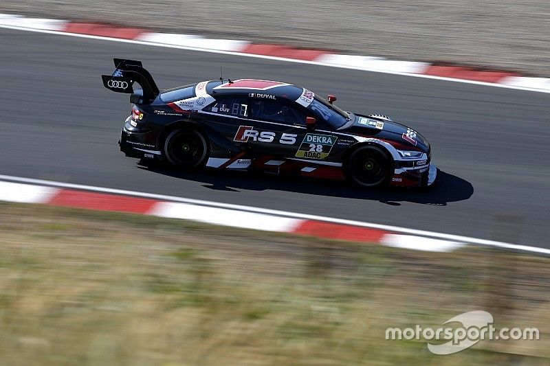 Audi-Pilot Loic Duval zuversichtlich: In jedem Rennen sind Punkte drin!