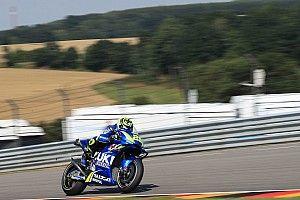 MotoGP Duitsland: Iannone snelste in eerste training