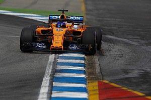 """Alonso: """"Intentamos arriesgar con la lluvia, pero..."""""""