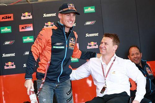 """""""Pol Espargaró merecía la primera victoria"""", dice el jefe de KTM"""