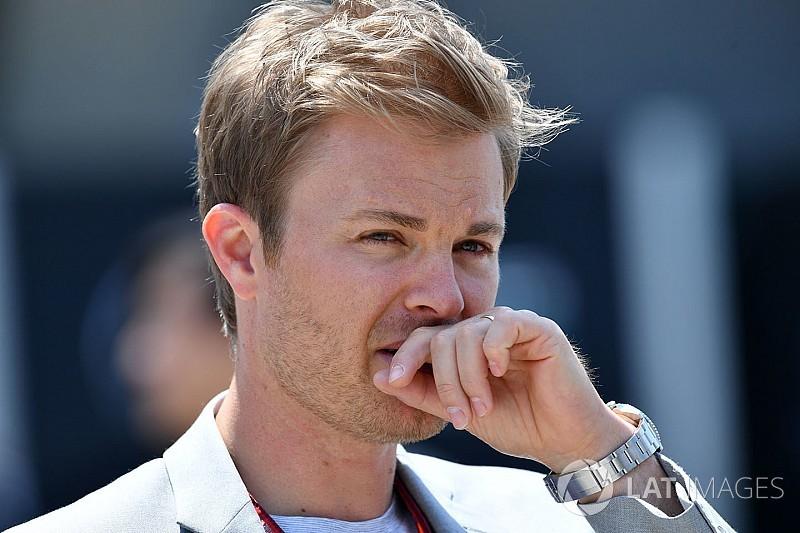Rosberg legújabb szerelése: tökéletes