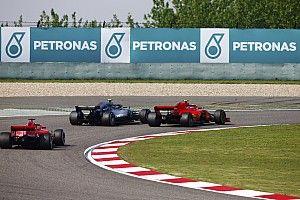 Las posiciones del campeonato tras el GP de China