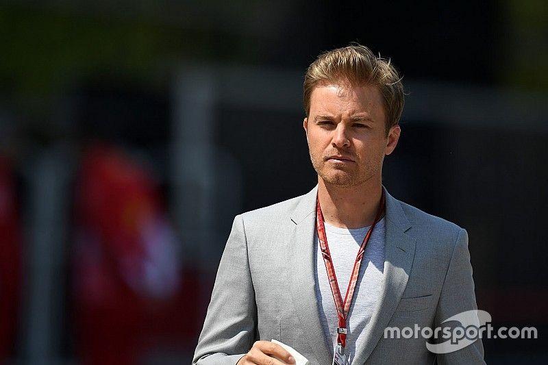 """Rosberg: """"No le ganas a Mercedes si no eres perfecto y Ferrari no lo fue"""""""