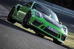 Vidéo - Un tour à bord de la Porsche 911 GT3 RS à Road Atlanta