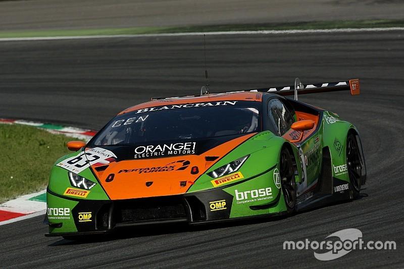 Blancpain and Grasser Lamborghini squad in BoP row