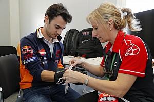 MotoGP Breaking news Dani Pedrosa dinyatakan fit balapan