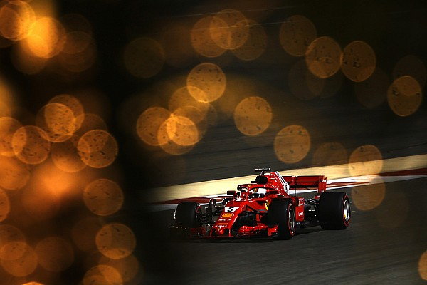 Formula 1 Bahrain GP: Starting grid in pictures