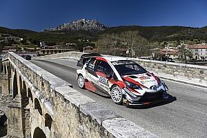 WRC Résumé de spéciale ES8 - Scratch pour Lappi dans une spéciale agitée