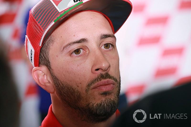 "Dovizioso: ""Si Ducati no me ha hecho aún una oferta tendrá sus razones"""