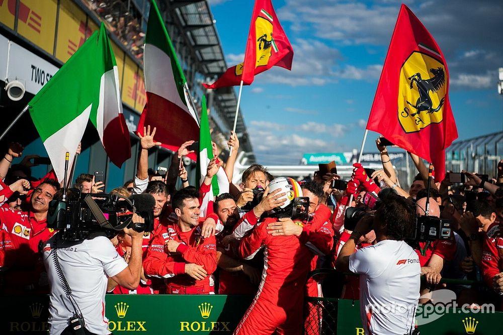 ¿Qué récords tiene Ferrari (aún) en Fórmula 1?