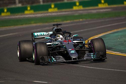 """Hamilton celebra volta """"intensa"""": """"O mais perto da perfeição"""""""
