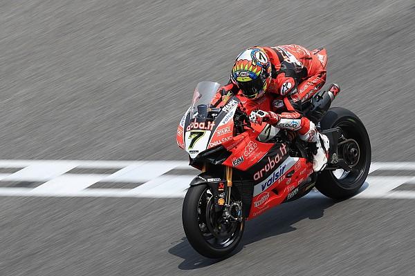 World Superbike WorldSBK Thailand: Davies nodai rekor sempurna Kawasaki