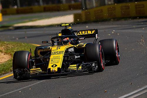 """Renault ligt op schema: """"Moeten nu punten pakken"""""""