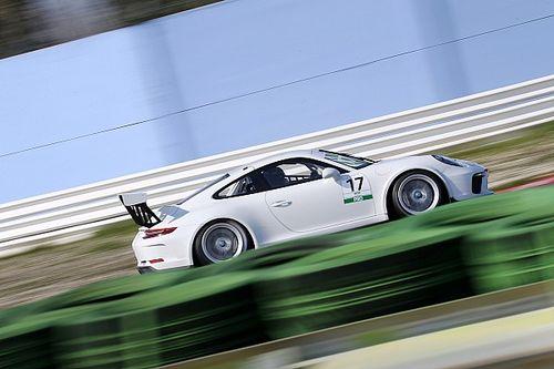 Carrera Cup Italia, Fulgenzi svetta nei test a Misano