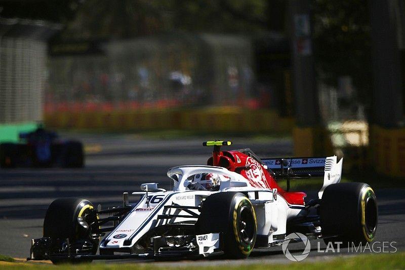 Leclerc subestimó lo difícil que puede ser el circuito de Melbourne