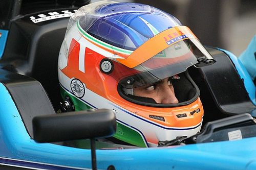 Kush Maini steps up to British F3 in 2018