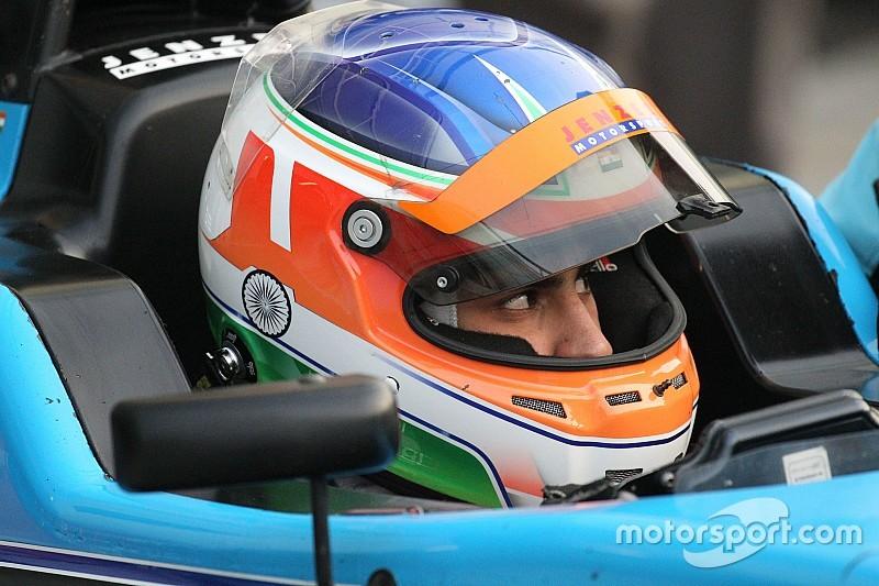 Kush Maini steps up to British F3 in 2018