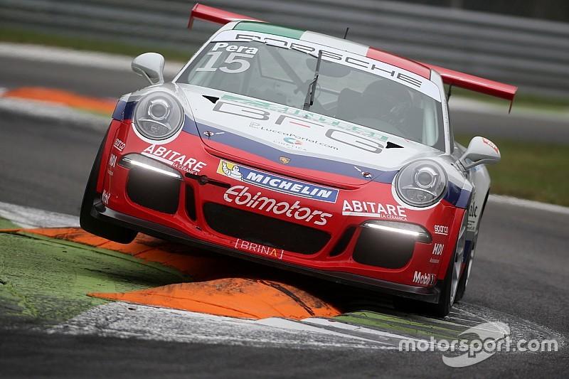 """Carrera Cup Italia, Pera torna sui fatti di Monza ma """"apre"""" al 2018"""