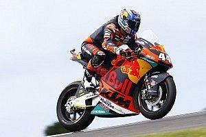 Australian Moto2: Oliveira leads Binder in historic KTM 1-2