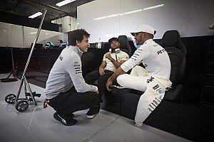 """Wolff: """"Hamilton está en su mejor momento"""""""