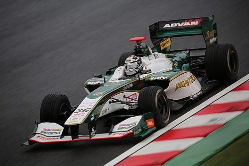 Suzuka Super Formula: Lotterer tops qualifying as Gasly spins