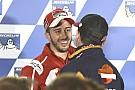 Marquez ott folytatná, ahol abbahagyta, míg Dovi megteszi, amit tud