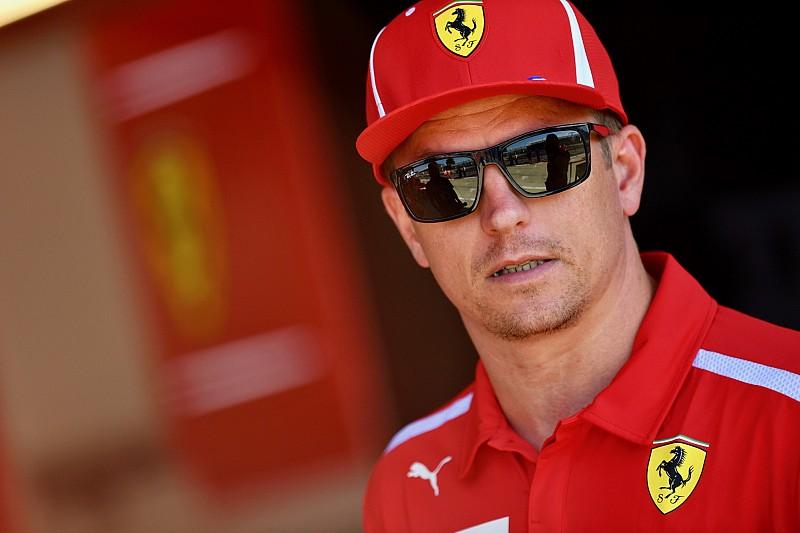 Raikkonen: Yüksek sıcaklık Silverstone'daki yarışı etkileyebilir