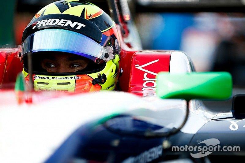 Lorandi steps up to take Ferrucci's F2 seat