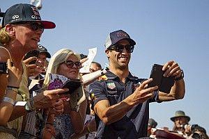 """Ricciardo: """"Geen alternatieven meer voor 2019"""""""