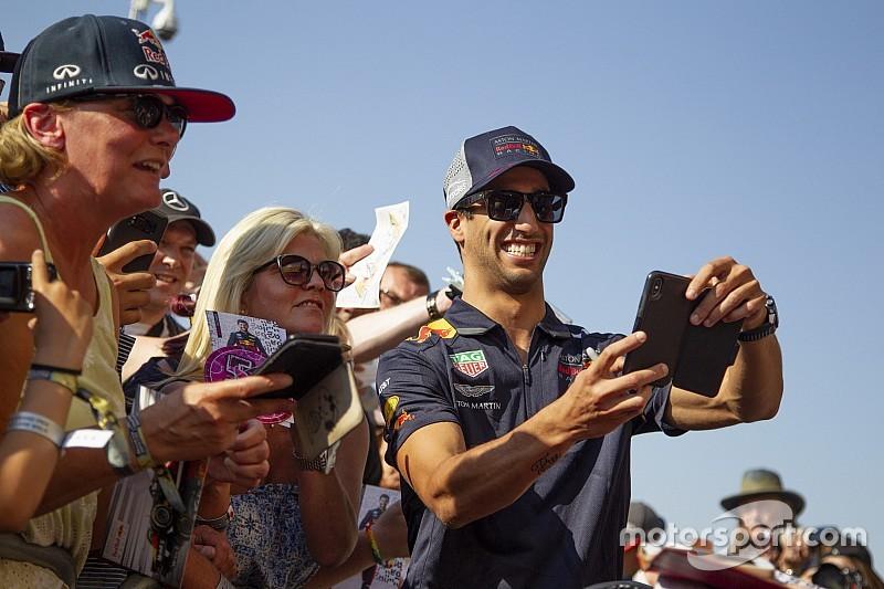 Palmer: A Renault visszalépés Ricciardónak