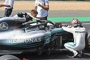El sábado del GP de Gran Bretaña de F1, en fotos