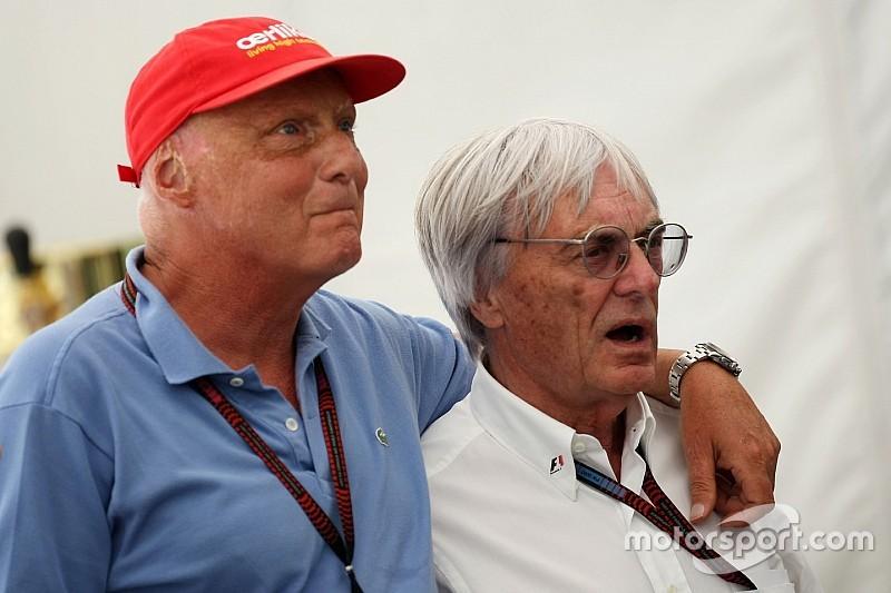 Ecclestone, Lauda'nın cenazesine katılmayacak