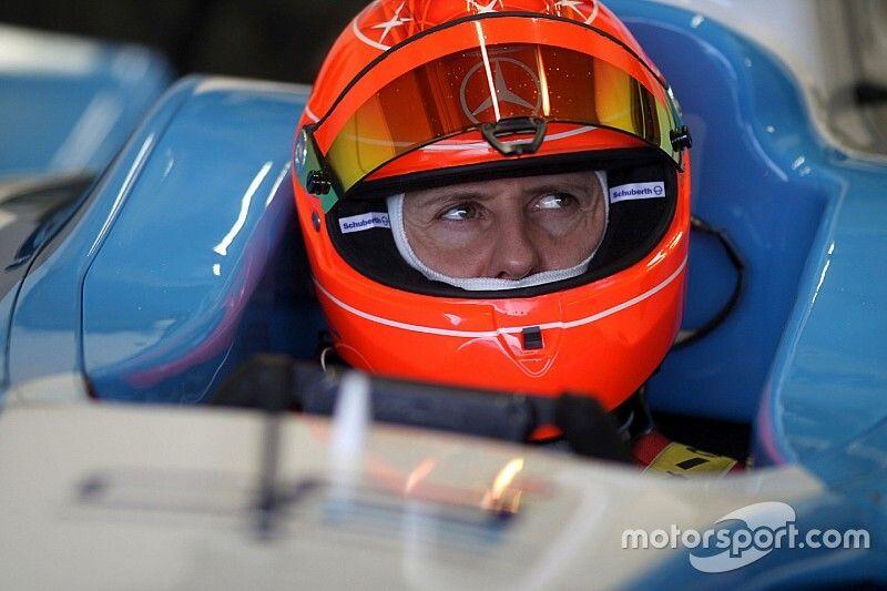 Fotos de Schumacher se pagan en 1.3 millones de dólares