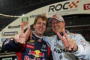 """Vettel: """"Almanya'da her zaman 2 numara olacağımı biliyordum"""""""