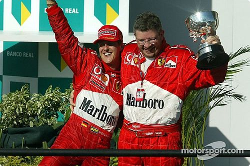 Full report: Flashback to Schumacher's 100th F1 podium