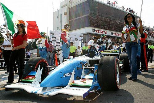 IndyCar mantiene su mira en México para 2020