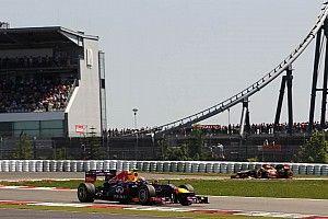 F1宣布在欧洲增设三场新赛事