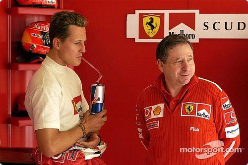 """Todt pede para deixarem """"Schumacher viver sua vida em paz"""""""