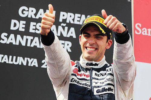 Há oito anos, Maldonado dava à Williams sua última vitória na F1